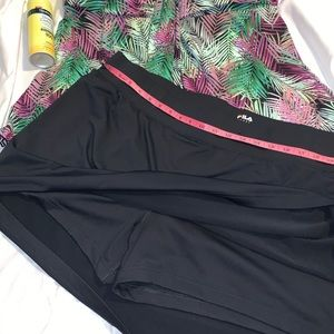 Fila Golf , Tennis and Swim Skort bottoms